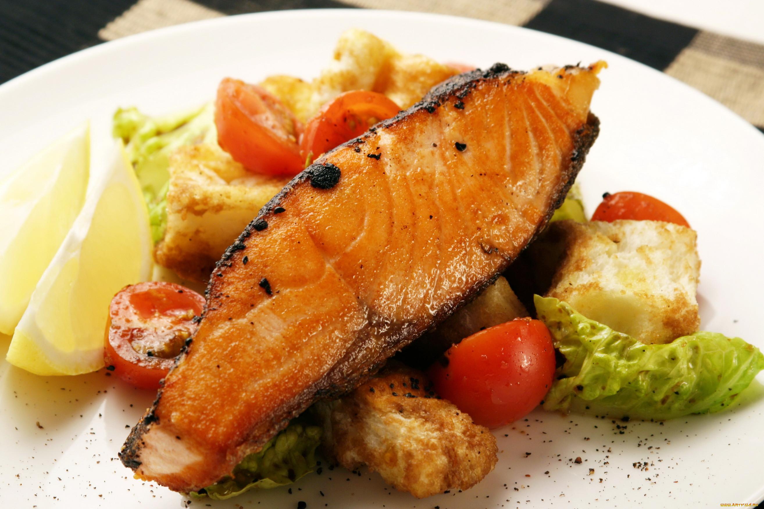 Красивое блюдо из рыбы картинки